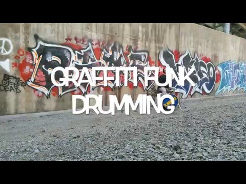 GRAFFITI FUNK DRUMMING, #5