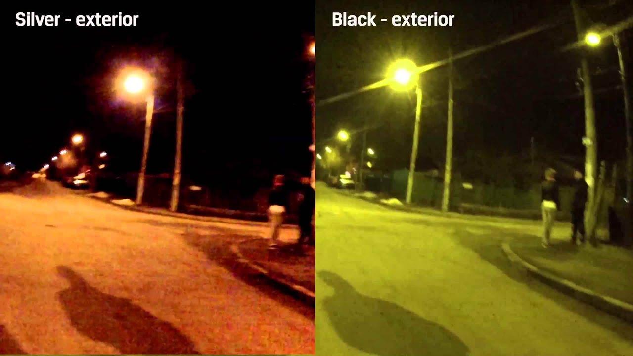& GoPro Hero3 Black vs Silver low light/night test - YouTube azcodes.com