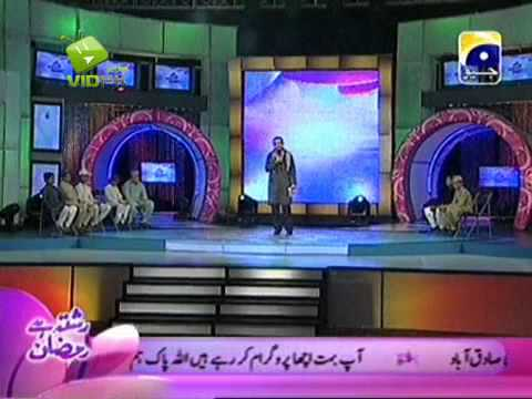 Download OWAIS RAZA QADRI_WAH WAH SUBHAN ALLAH (PART 2) 22 AUGUST 2011 TOP 6 NAAT KHUWAH AUDITION ON GEO TV