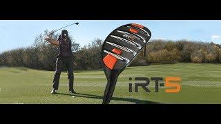 Introducing the iRT-5 Hybrid Golf Club