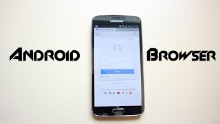 Fastest & Best Android Browser (Android L Theme Material Design)