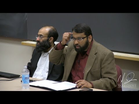 The Role of Revelation & Reason in a Post-Modernist Age ~ Dr. Yasir Qadhi | 30th April 2014
