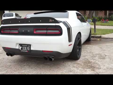 Whipple challenger scatpack