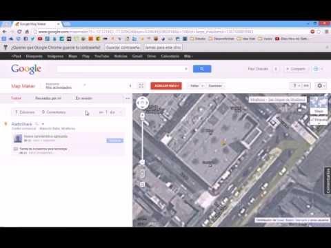 Agregar tu sitio a Google Maps