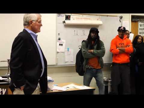 Dan Reeves Helps Kids!! uHatin?® University in Session!
