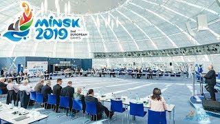 Георгий Катулин подвел итоги заседания координационной комиссии ЕОК в Минске