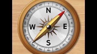 تطبيق البوصلة للاندرويد لمعرفة اتجاة القبلة Smart Compass screenshot 5