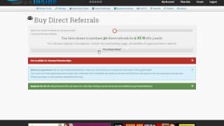 видео инструкция как быстро и легко заработать на сайте используя только клики