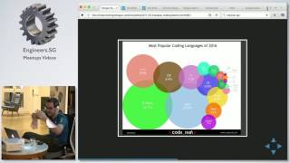 Shogun, a language agnostic library - FOSSASIA Singapore OpenXLab Meetup