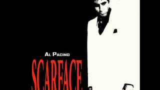 Scarface. Push it to the limit (8-bit version)