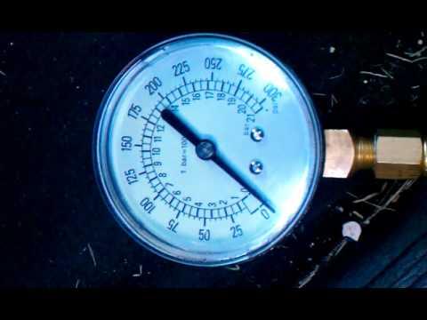 pressure testing youtube