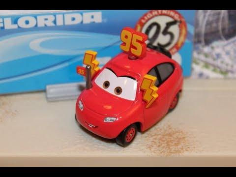 Mattel Disney Cars 3 Maddy Mcgear Lightning Mcqueen 1 Fan Florida