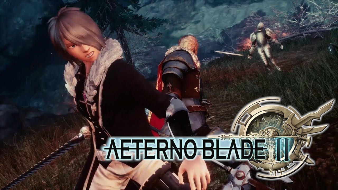 AeternoBlade II - Announcement Trailer