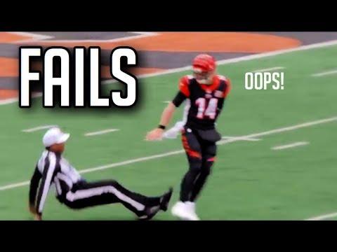NFL Fails || HD (Part 2)