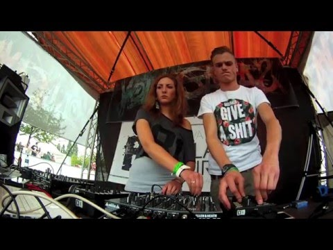 Subchain & Zari @ Ruhr in Love 2014