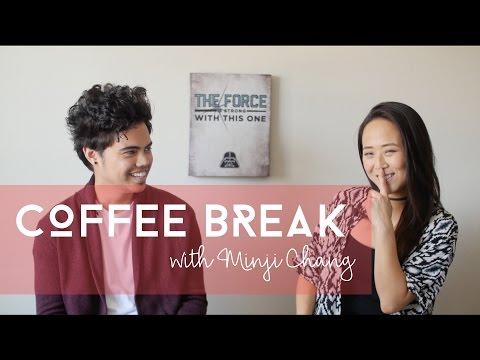 Tim Atlas On his Experience on The Voice - Coffee Break w/ Minji Chang