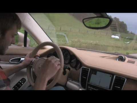 Porsche Panamera Review: Launch Control!