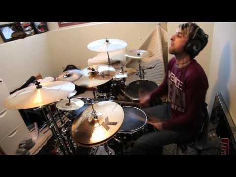 CALL IT KARMA Silverstein drum cover - Luca Giorgio YouTube Drummer