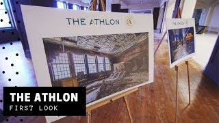 The Athlon luxury apartments open in former Cleveland Athletic Club