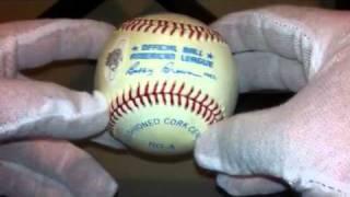 Joe DiMaggio Signed Baseball