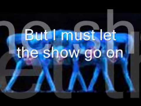 Show must go on Three Dog Night lyrics