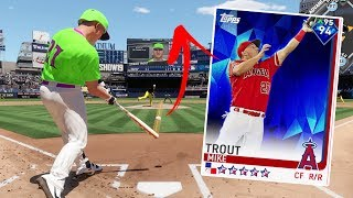 MIKE TROUT IS UNSTOPPABLE!!! MLB The Show 19 Gameplay