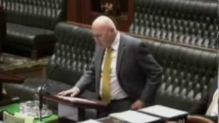 Mr CHRIS HARTCHER (Terrigal—Minister) speaks on Recognition for ASSI