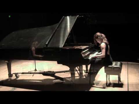 Zhang Zuo (Zee Zee) plays Schubert Sonata in C minor, D.958