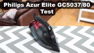 Philips Azur Elite GC5037 80 Test