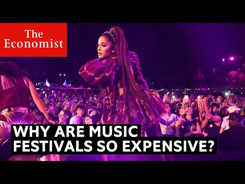 Why are music festivals so expensive?