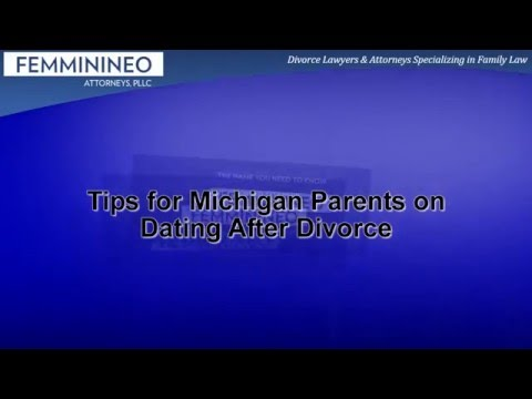 Tips for Michigan Parents on Dating After Divorce | MichiganDivorceHelp.com