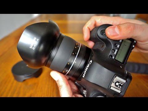 Samyang XP 14mm f/2.4 lens review with samples (Full-frame & APS-C)