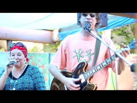 gospel project at maria's taco xpress, pray for peace and love child