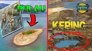 GEGER ! Persiapan Menuju Hari Kiamat,Danau Tiberias Sudah Hampir Mengering | Ensiklopedia Al Fatih
