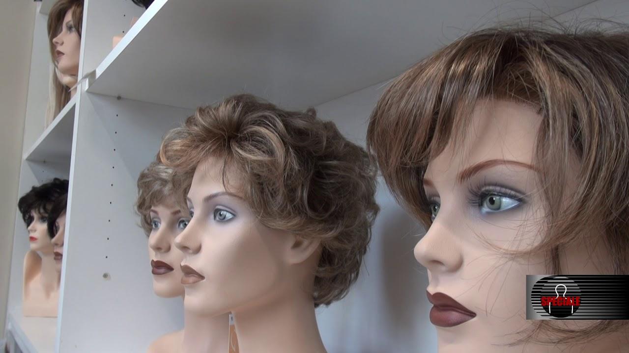 Essere donna senza capelli - YouTube