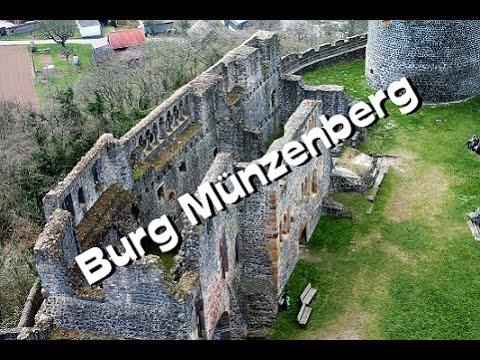 Burg Münzenberg im Wetteraukreis (Full HD)