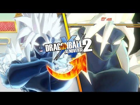 🔥Nuevo Personaje ¡¡¡ SHADOW GOTEN !!!🔥Dragon Ball Xenoverse 2