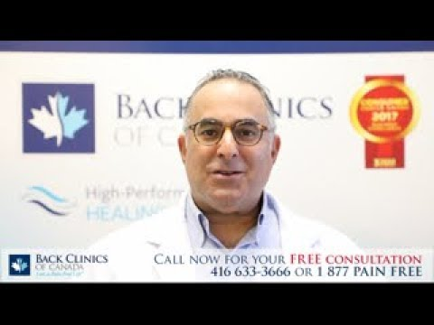Consumers Choice Winner for Best Toronto Back Clinic