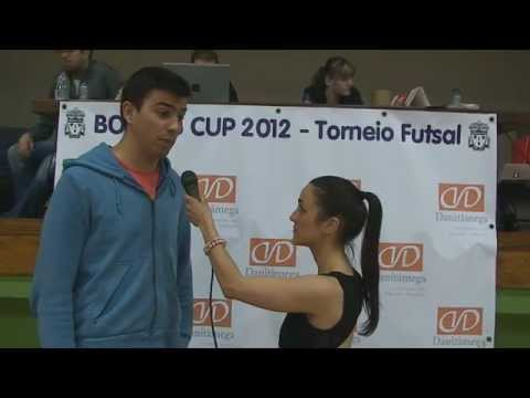 BorgasCup 2012: Flash Interview Loja Dia a Dia x Tascoela