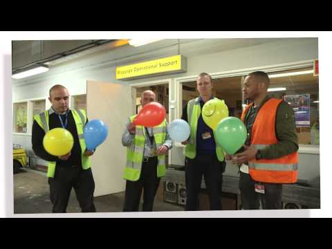 Garuda Indonesia - Celebrating 5 years of passenger services at Amsterdam Airport Schiphol