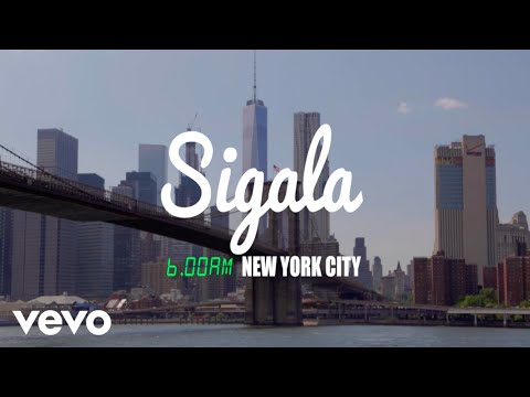 Sigala - Give Me Your Love (Live At Daybreaker NYC)