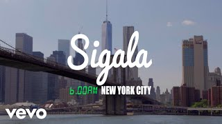 Sigala - Give Me Your Love Live At... @ www.OfficialVideos.Net