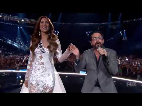 Fans unite: Backstreet Boys performs at Miss USA pageant 2016