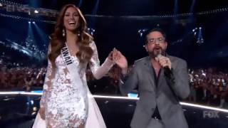 Backstreet Boys' Miss USA 2016 Performance