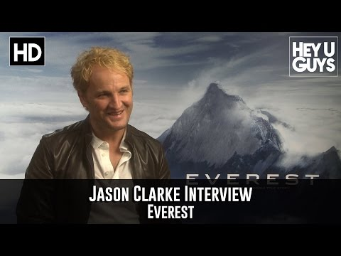 Exclusive: Jason Clarke Interview - Everest