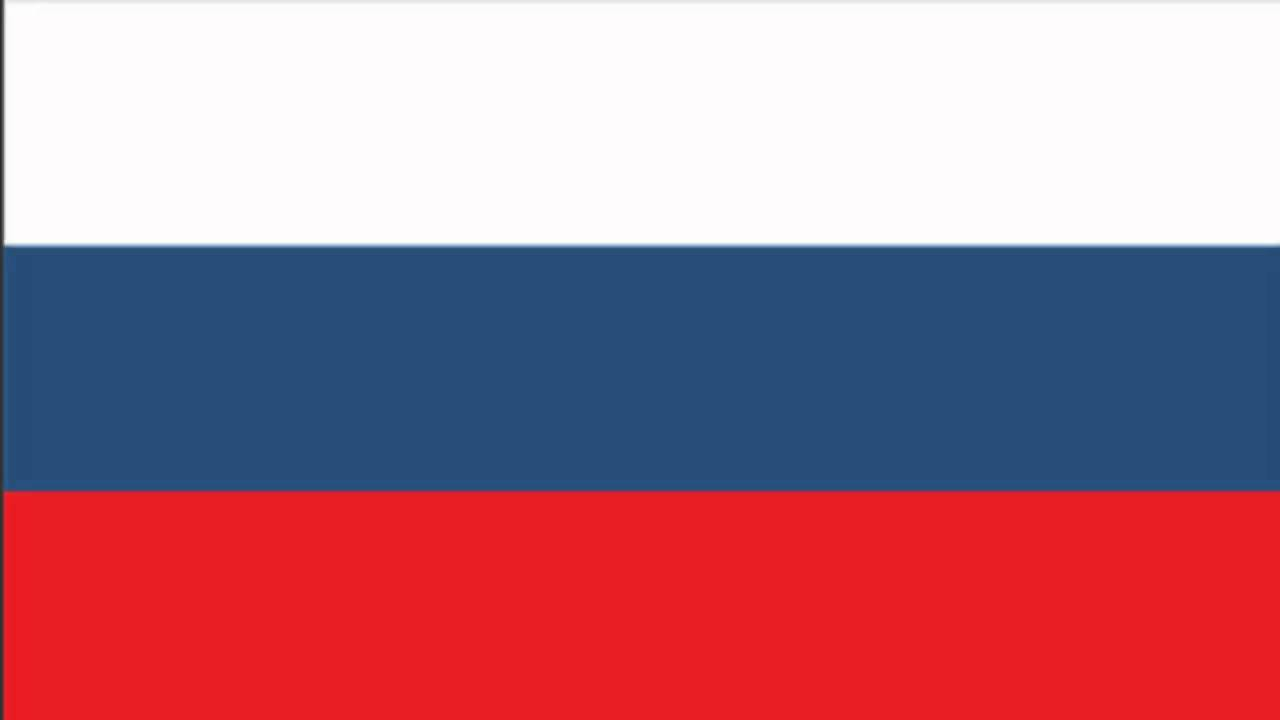 russia flag and anthem youtube
