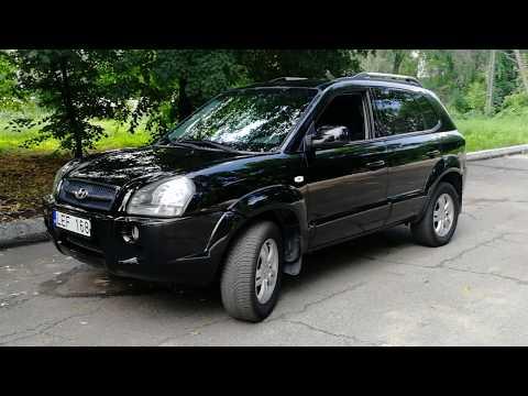 "Hyundai Tucson 2006г. 3100 евро. 2л.дизель 103 кВт. Авто из Литвы. UAB ""Viastela"""