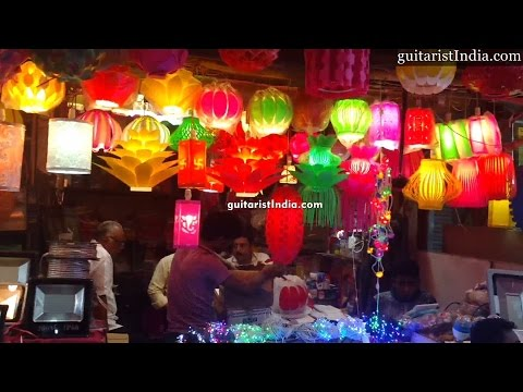 DELHI - Bhagirath Palace Market | Asia Largest Electrical Goods Market of all Kinds
