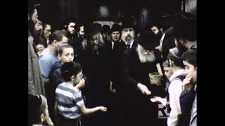 Tishrei with the Rebbe | 5747