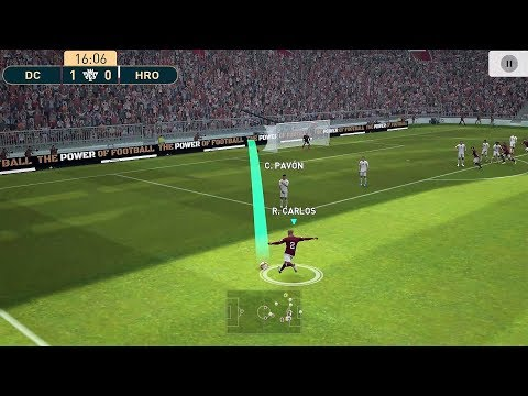 Pes Mobile 2019 / Pro Evolution Soccer / Android Gameplay #23 - 동영상
